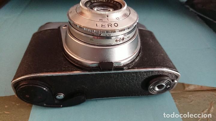 Cámara de fotos: Cámara kodak retinette IA + flash - Foto 15 - 116441515