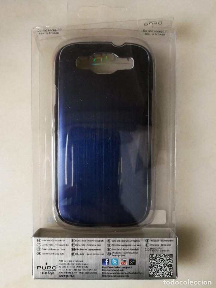Cámara de fotos: 2 Protectores de pantalla + metal cover de Samsung Galaxy S3 III - Foto 4 - 116511791