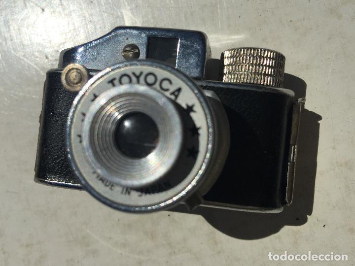 Cámara de fotos: MINI CAMARA FOTOGRAFICA TOYOCA Made in Japan. Diminuta. Original - Foto 6 - 116826051