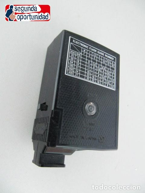 Cámara de fotos: Flash Corona 1601 MINI-LITE. No funciona, (se escucha la carga pero nunca termina de cargar) - Foto 2 - 117281815