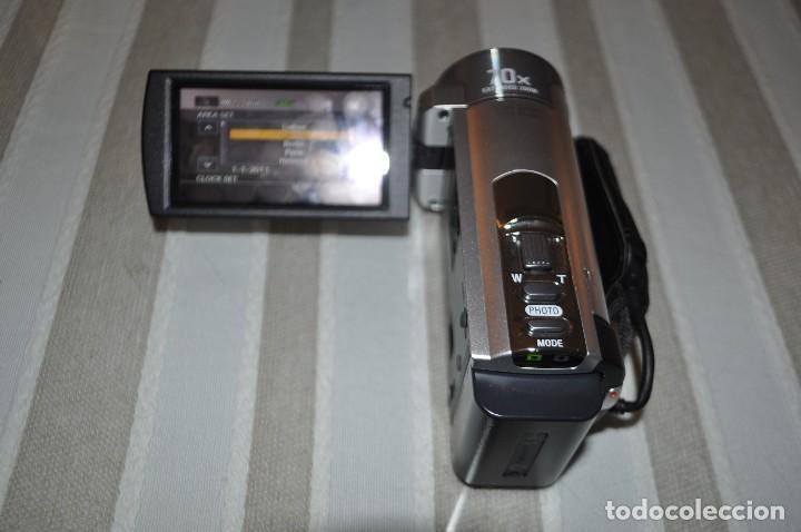 Cámara de fotos: CAMARA VIDEO SONY HANDYCAM - Foto 2 - 117403011