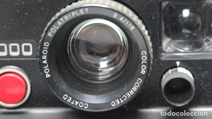 Cámara de fotos: CAMARA POLAROID LAND CAMERA. 2000 - Foto 3 - 117864251