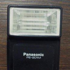 Appareil photos: FLASH PANASONIC PE-201M.. Lote 117947563