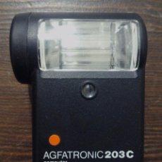 Appareil photos: FLASH AGFATRONIC 203C - COMPUTER.. Lote 117948875