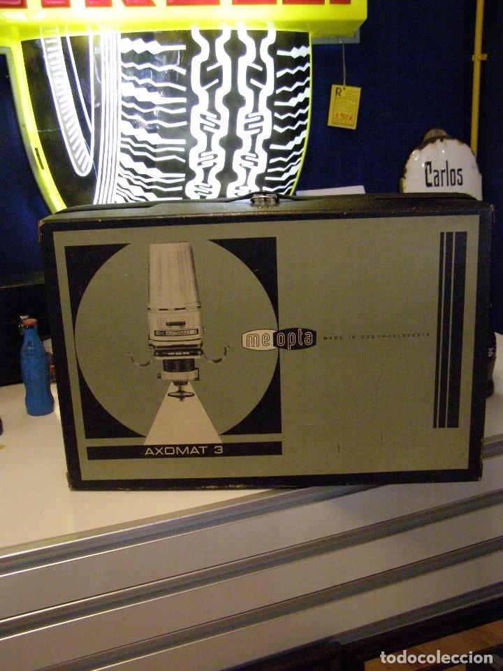 AMPLIADORA MEOPTA AXOMAT 3. FOTOGRAFÍA. EN CAJA ORIGINAL (Cámaras Fotográficas - Otras)