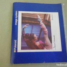 Cámara de fotos: MANUAL INSTRUCCIONES CAMARA POLAROID IMAGE SYSTEM. AÑO 1986. Lote 118375907