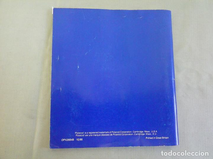 Cámara de fotos: Manual Instrucciones Camara Polaroid Image System. Año 1986 - Foto 6 - 118375907
