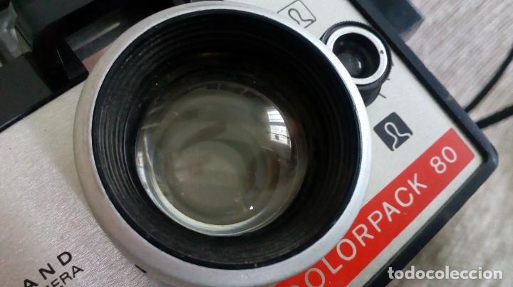 Cámara de fotos: Cámara fotográfica Polaroid Colorpack 80 - Foto 15 - 118464479
