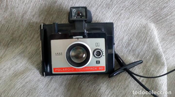 Cámara de fotos: Cámara fotográfica Polaroid Colorpack 80 - Foto 24 - 118464479
