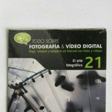 Cámara de fotos: FOTOGRAFÍA & VIDEO DIGITAL N° 21 EL ARTE FOTOGRÁFICO CD. Lote 118808307