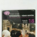 Cámara de fotos: FOTOGRAFÍA & VIDEO DIGITAL N° 18 FOTOGRAFÍA DE BODAS CD. Lote 118809623