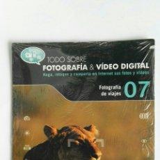 Cámara de fotos: FOTOGRAFÍA & VIDEO DIGITAL N° 7 FOTOGRAFÍA DE VIAJES CD. Lote 118810191