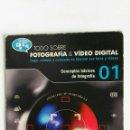 Cámara de fotos: FOTOGRAFÍA & VIDEO DIGITAL N° 1 CONCEPTOS BÁSICOS CD. Lote 118810511