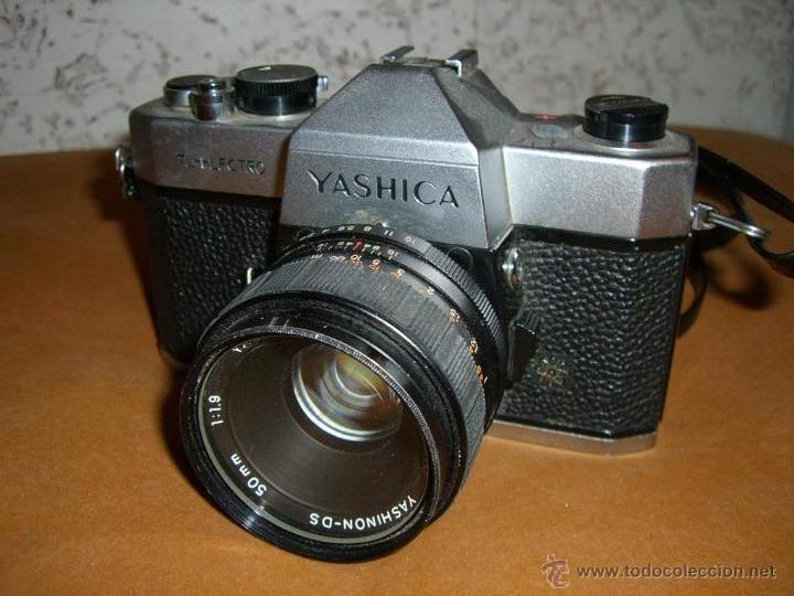 YASHICA TL-ELECTRO JAPÓN 1965 (Cámaras Fotográficas - Otras)
