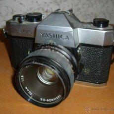 Fotokamera - YASHICA TL-ELECTRO Japón 1965 - 53973009