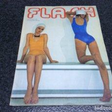 Cámara de fotos: FLASH FOTO Nº 57 - FOTO - IMAGEN Y CINE AÑOS 70 - : VER INDICE - PORTAFOLIO SAM HASKINS. Lote 120753027