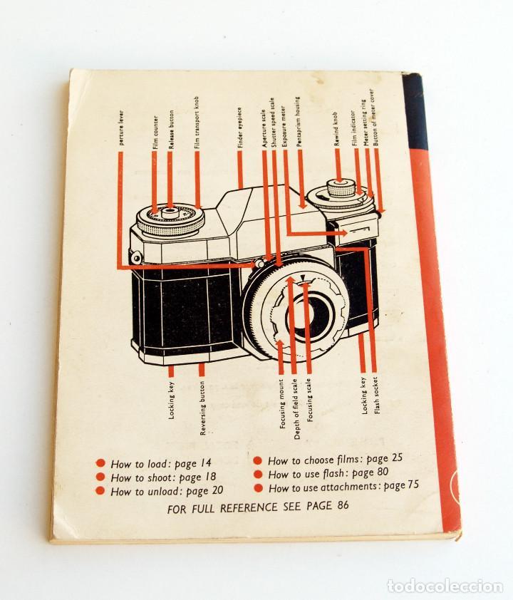 Cámara de fotos: *c1955* • Guía Focal Press ZEISS IKON CONTAFLEX Réflex (1ª Ed.) 86 págs. - Foto 3 - 122098927