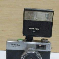 Cámara de fotos: CÁMARA DE FOTOS WERLISA CLUB COLOR. Lote 122121007