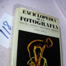 Cámara de fotos: ENCICLOPEDIA DE LA FOTOGRAFIA - PIERRE MONTEL. Lote 122229123