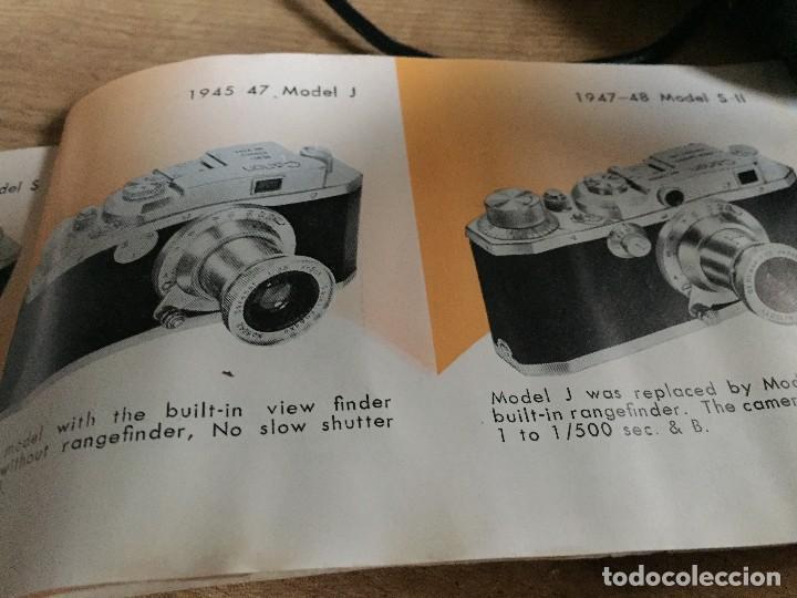 Cámara de fotos: MANUAL INSTRUCCIONES CANON IID - IV S2 - Foto 4 - 122472471
