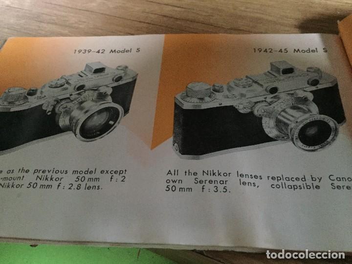 Cámara de fotos: MANUAL INSTRUCCIONES CANON IID - IV S2 - Foto 5 - 122472471