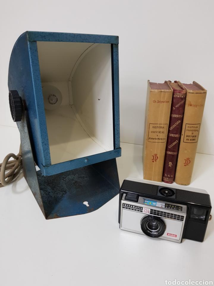 Cámara de fotos: Kodak. ANTIGUO FOCO PARA revelado - Foto 2 - 122723826