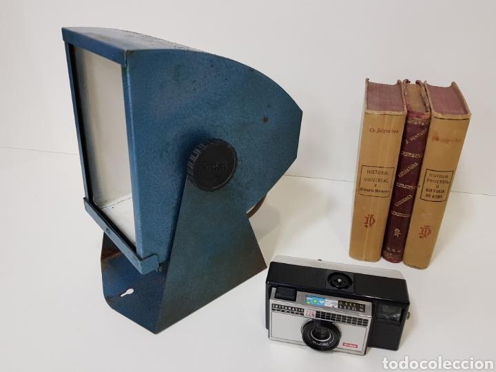 Cámara de fotos: Kodak. ANTIGUO FOCO PARA revelado - Foto 5 - 122723826