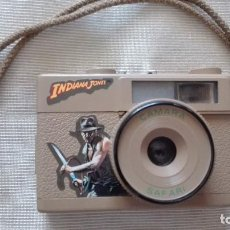 Cámara de fotos: ANTIGUA CAMARA DE FOTOS SAFARI INDIANA JONES MADE IN SPAIN CERTEX S.A.. Lote 123244175