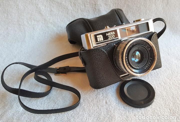 CAMARA FOTOGRAFICA NERA 200 CON FUNDA (Cámaras Fotográficas - Otras)
