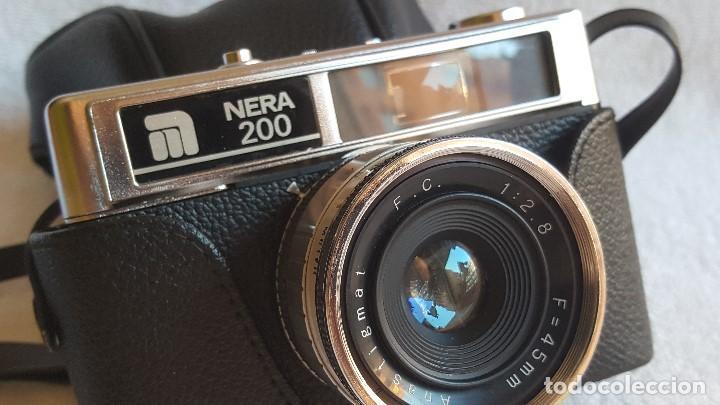 Cámara de fotos: CAMARA FOTOGRAFICA NERA 200 CON FUNDA - Foto 5 - 125120059