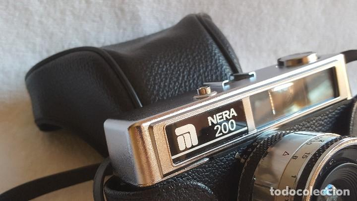 Cámara de fotos: CAMARA FOTOGRAFICA NERA 200 CON FUNDA - Foto 6 - 125120059