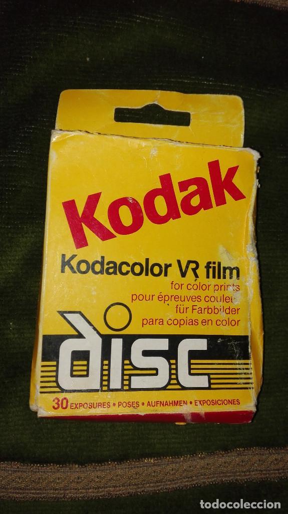 30 EXPOSICIONES COLOR.KODAK. AÑOS 80. (Cámaras Fotográficas - Catálogos, Manuales y Publicidad)