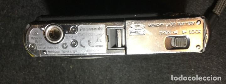 Cámara de fotos: Camara Panasonic -LUMIX - Foto 4 - 126945191