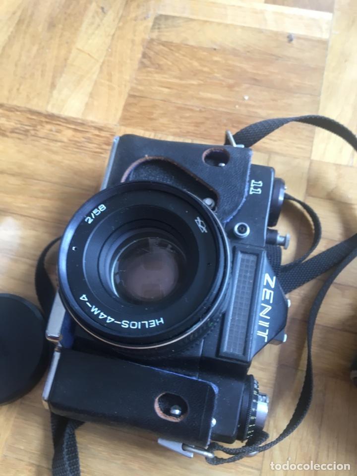 Cámara de fotos: TRÍPODES Y CÁMARAS YASHICA TL-Electro ZENIT 11 - Foto 10 - 127489576