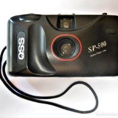 Cámara de fotos: CÁMARA FOTOGRÁFICA QSS SP-500, 35 MM FOCUS FREE.. Lote 128707143