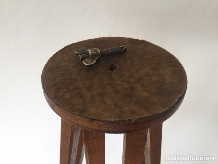 Cámara de fotos: Trípode de madera - Foto 10 - 128764515