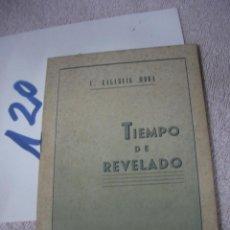 Cámara de fotos: TIEMPO DE REVELADO. Lote 128808739