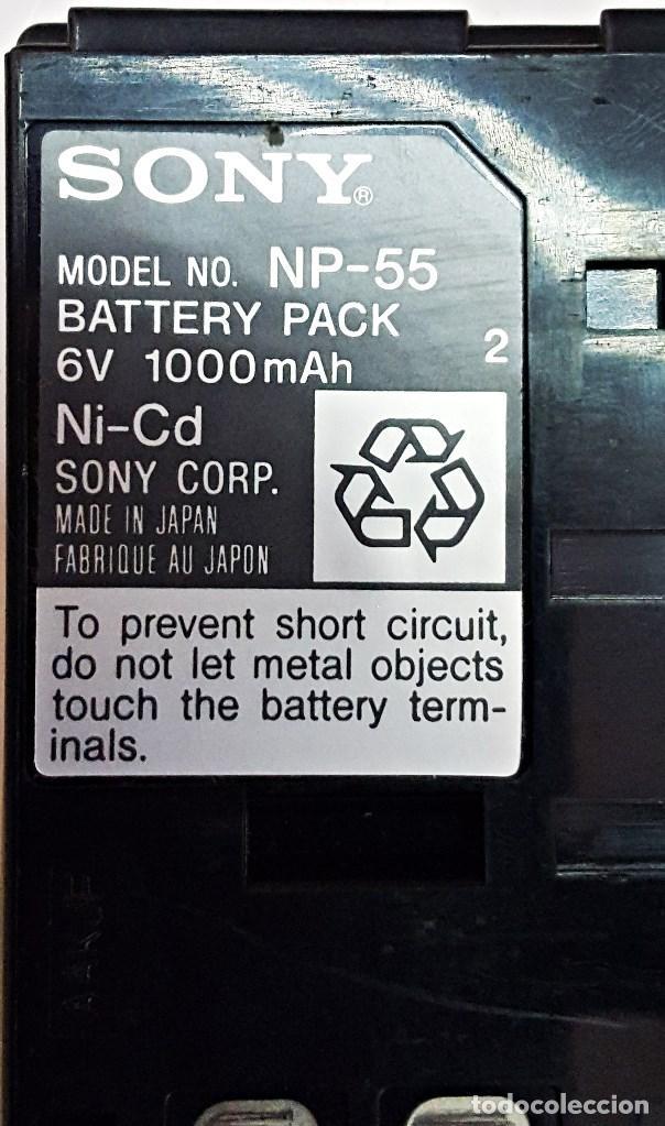 Cámara de fotos: Cargador SONY AC-V25B y 2 baterias. - Foto 6 - 129510047