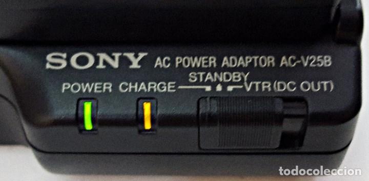 Cámara de fotos: Cargador SONY AC-V25B y 2 baterias. - Foto 10 - 129510047