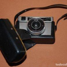 Cámara de fotos: CAMARA FOTOGRAFICA AGFA MOTO RAPID C DEL AÑO 1966. Lote 129585055