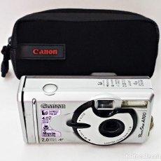 Cámara de fotos: CAMARA DE FOTOS CANON POWERSHOT A-200.. Lote 130440390