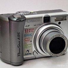 Cámara de fotos: CAMARA DE FOTOS CANON POWERSHOT A-85. Lote 130440722