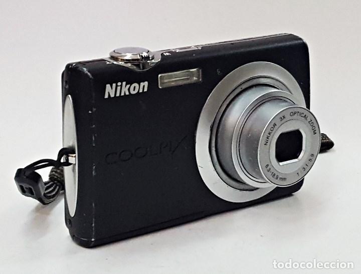 CAMARA DE FOTOS NIKON COOLPIX S-203 (Cámaras Fotográficas - Otras)