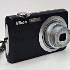 Cámara de fotos: CAMARA DE FOTOS NIKON COOLPIX S-203. Lote 130441082