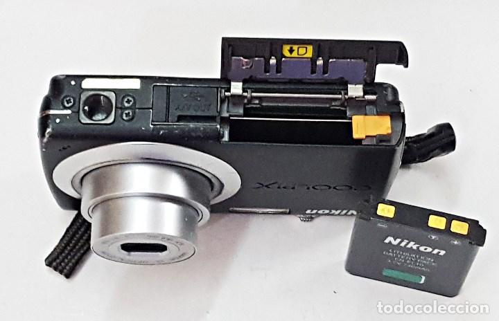 Cámara de fotos: Camara de fotos NIKON COOLPIX S-203 - Foto 4 - 130441082