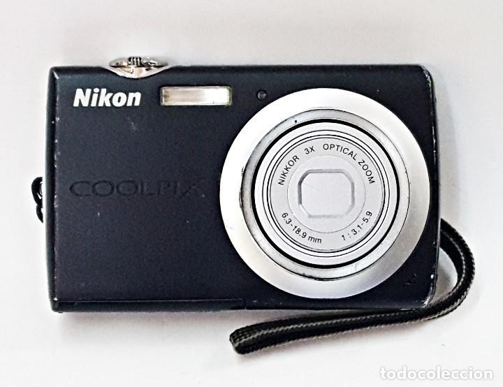 Cámara de fotos: Camara de fotos NIKON COOLPIX S-203 - Foto 5 - 130441082