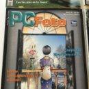Cámara de fotos: REVISTA PC FOTO. Lote 130877220