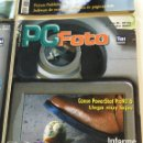 Cámara de fotos: REVISTA PC FOTO. Lote 130877272