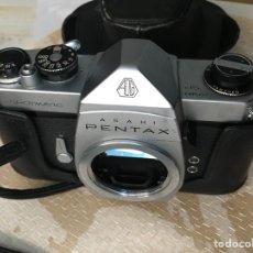 Cámara de fotos: CÁMARA VINTAGE ASAHI PINTAX. Lote 130937935