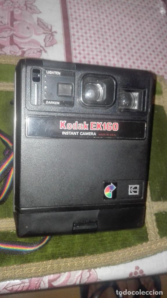 KODAK EK 160 (Cámaras Fotográficas - Otras)